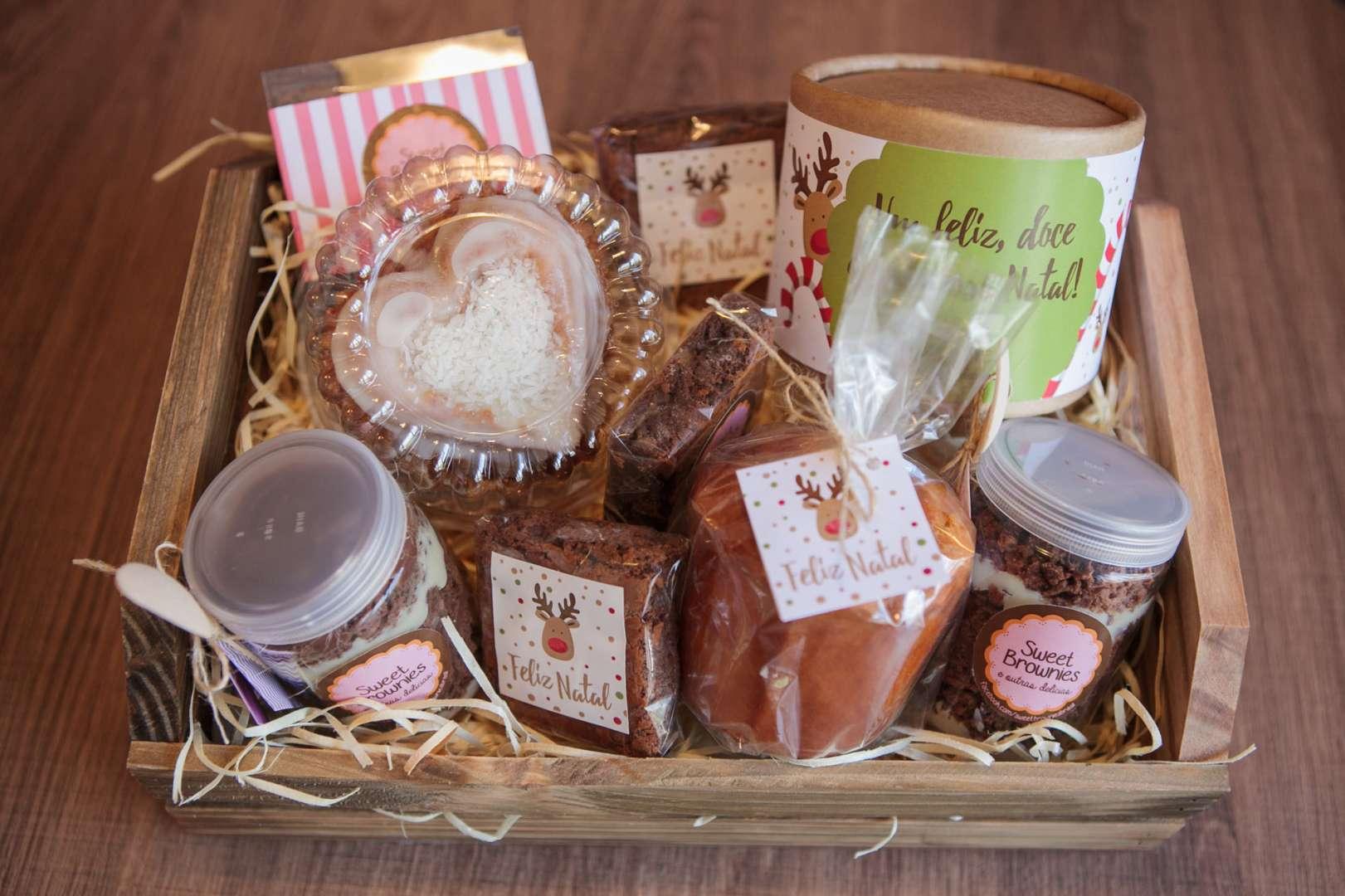 A Sweet Brownies Encanta Com Sugestoes De Presentes De Natal Gastronomia