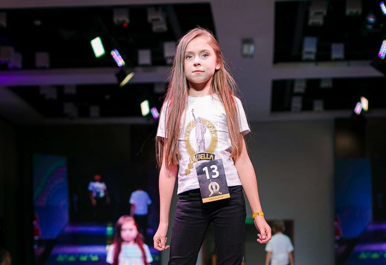 d4a77e40d La Bella Kids revela as new faces da moda infantil